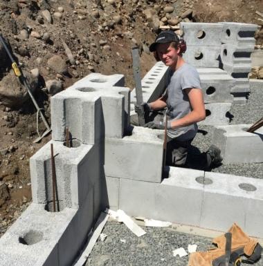 Building method - T-Block