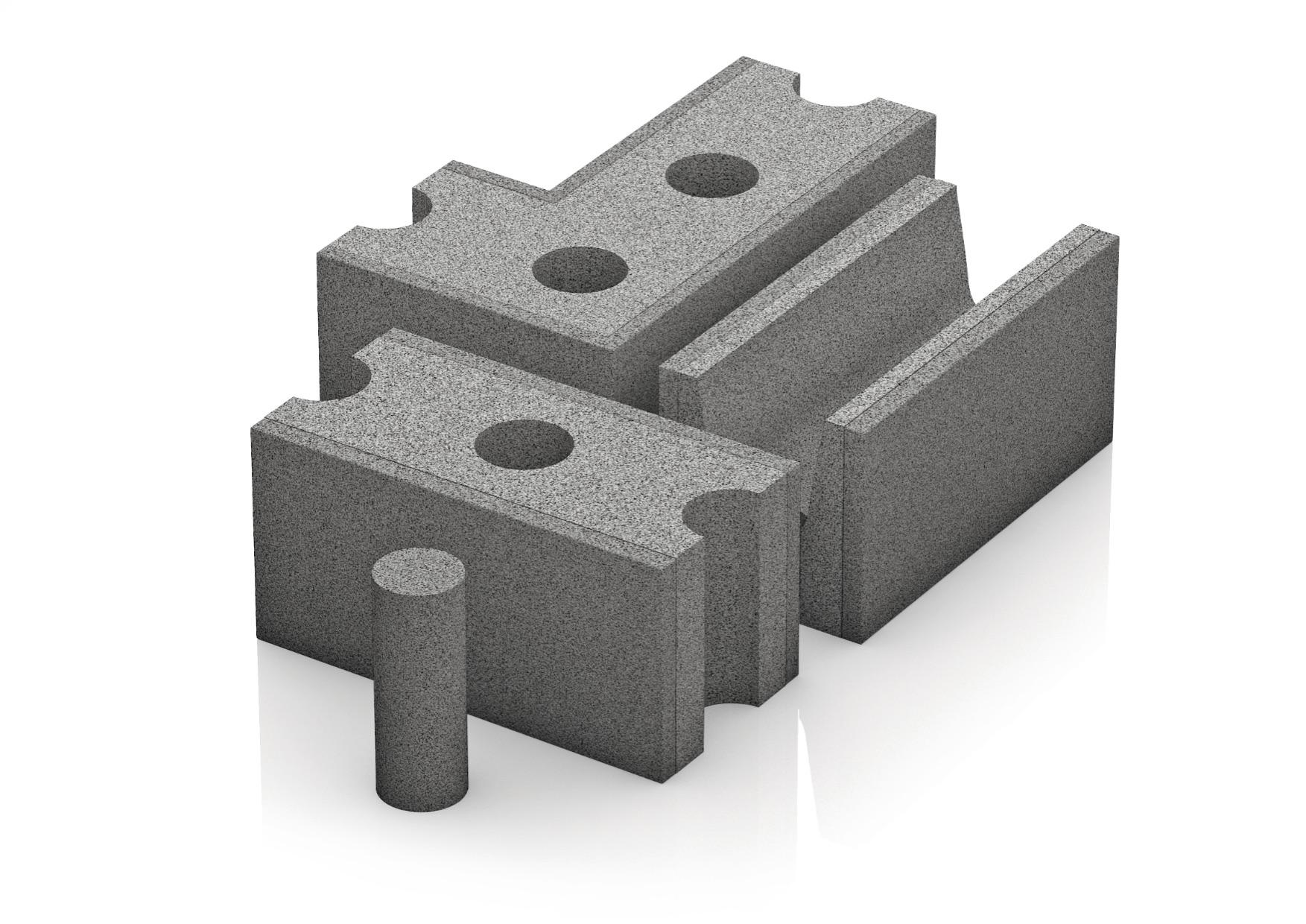 SmartBloc System I - Komponenter
