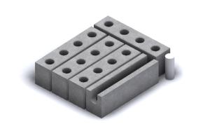 SMARTBLOC System II - Komponenter